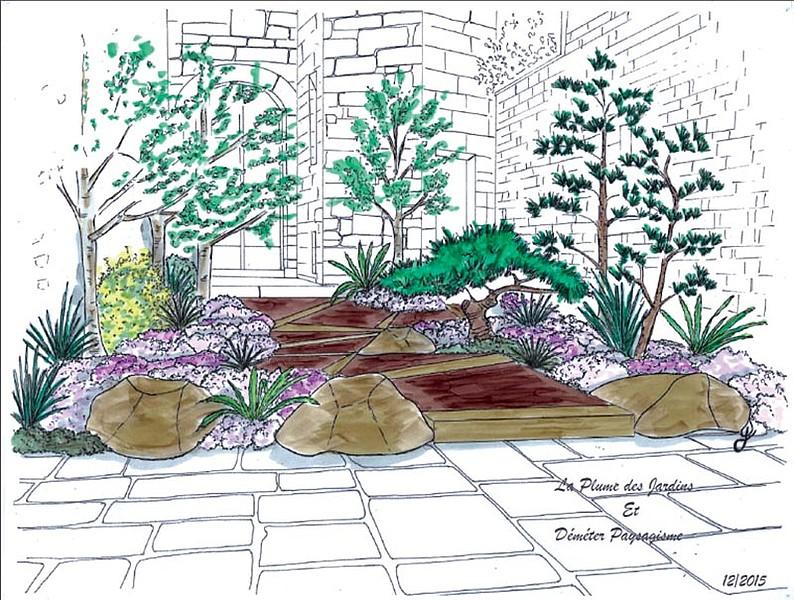 Nouvelle création pour les Jardins éphémères 2016