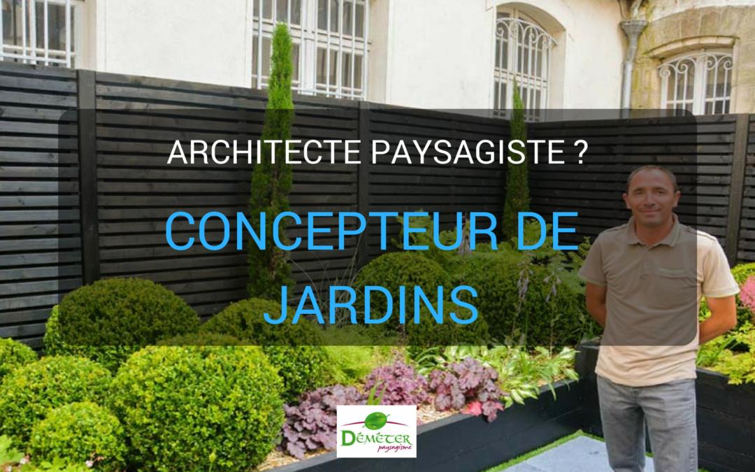 L'Architecte Paysagiste : véritable concepteur de jardin