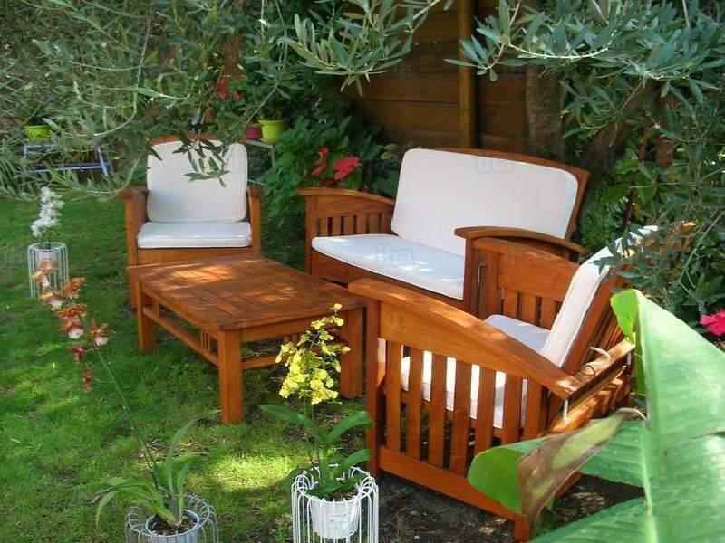 Salon de jardin terrasse demeter paysagisme
