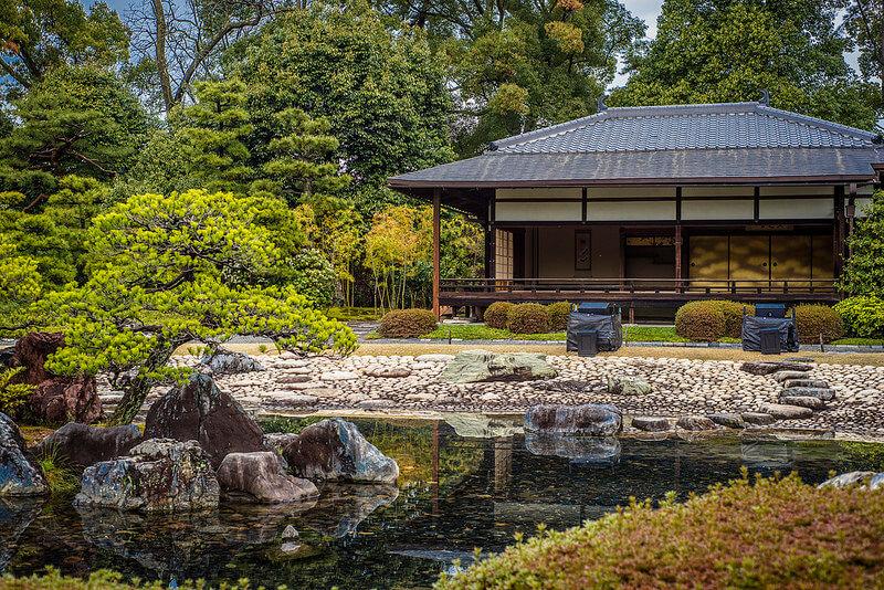 jardin style japonais