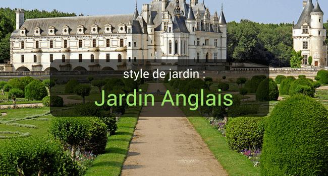 Styles de jardin : Jardin Anglais