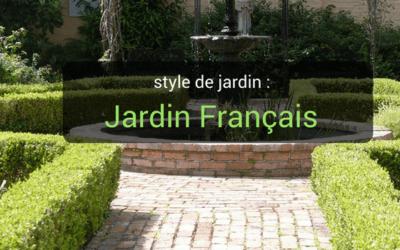 Styles de jardin : Jardin Français