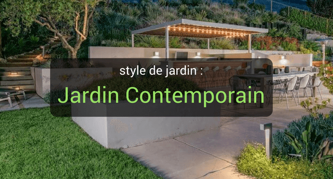 Awesome jardin contemporain gallery for Idee de jardin contemporain