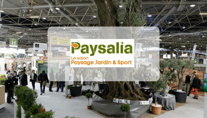 Salon Paysalia 2017 : nous y serons