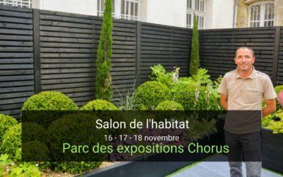 Salon de l'Habitat à Vannes et Salon Paysalia à Lyon